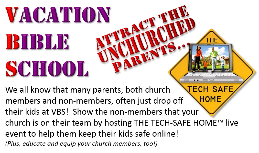 Attract VBS parents to your church!
